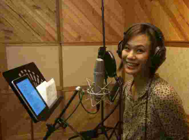 Thai voice overs.  Thai voice talents