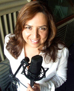 Magda, peruvian voice over. Latin American voice over