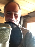 Ross, American voice over talent.  English American male voice over