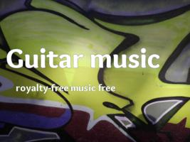Guitar music for background videos. Guitar music for hold message