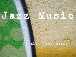 Background jazz music for videos