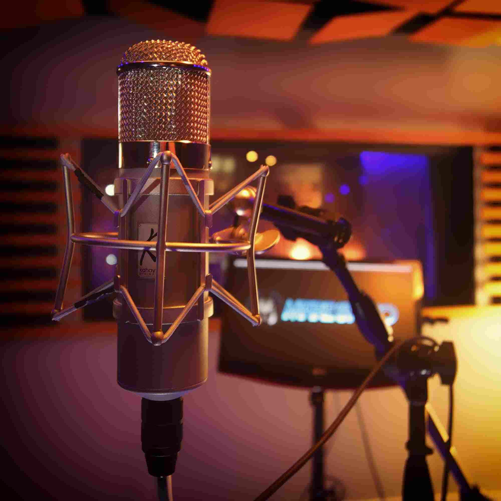 Recording studio Madrid, Recording sound studio Spain,