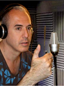 locutor, spanish voice over