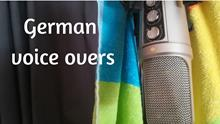 German voice over
