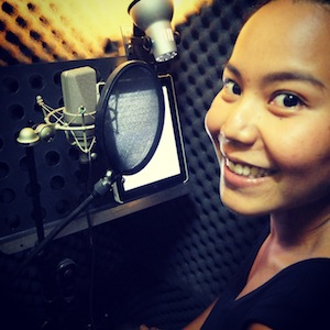Thai voice over, Thai voice talent, Thai female voice over talent