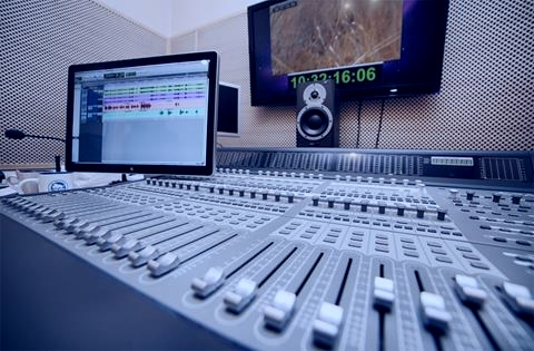 recording studio france.  French Parisian voice overs
