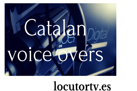 catalan voice over