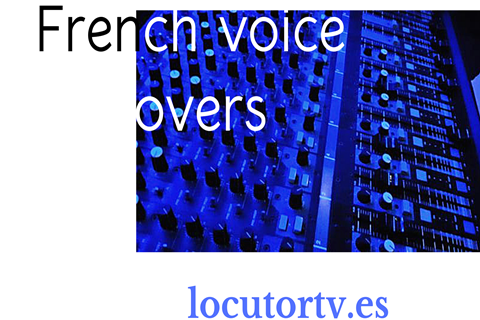 French voice over